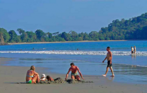 Manuel Antonio Family Beach