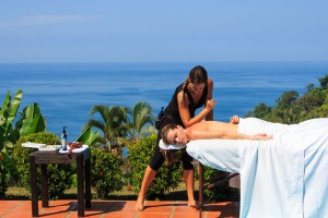 Massage at VP Private Resort