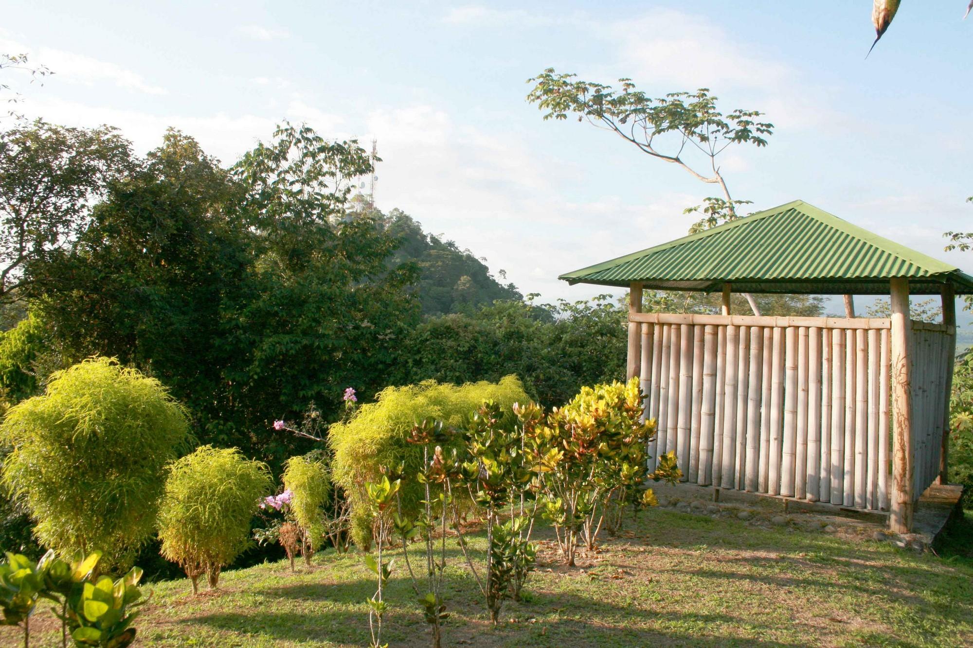Casa de las Cascadas, Manuel Antonio, Costa Rica In the gardens.
