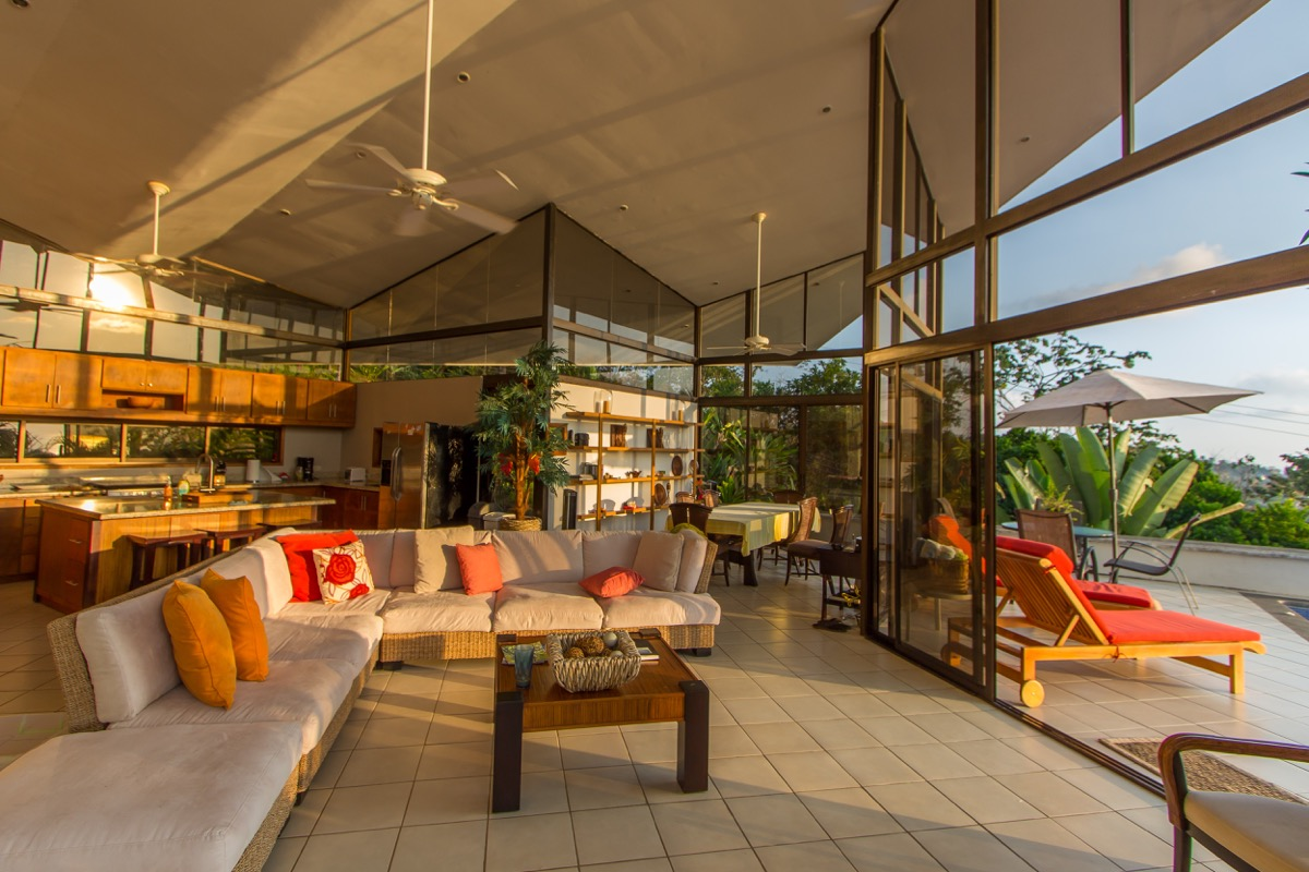 Casa de las Cascadas, Manuel Antonio, Costa Rica