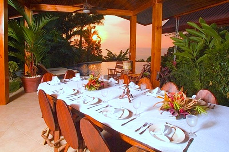 Villa Maravilla, Manuel Antonio
