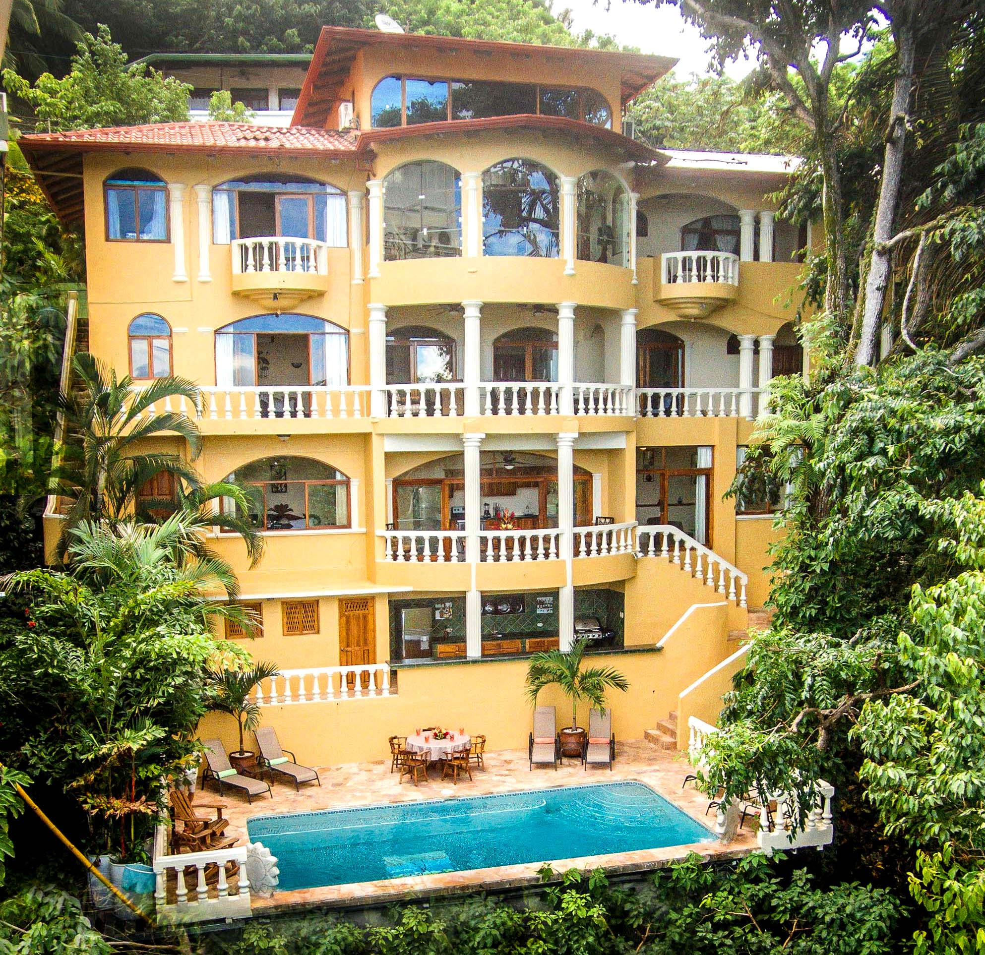Rental Properties Com: Manuel Antonio Vacation Rental Villa