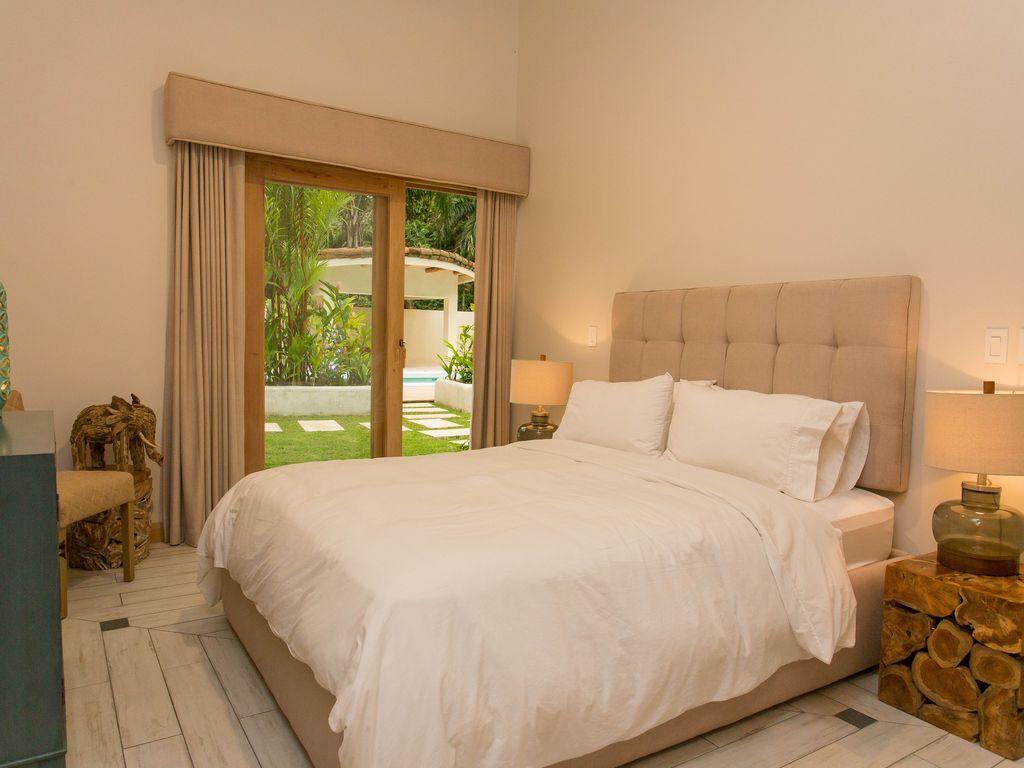 Guest bedroom Rio Mono Condos Manuel Antonio Costa Rica