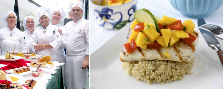 chef service packages in Manuel Antonio, villa rentals in Costa Rica